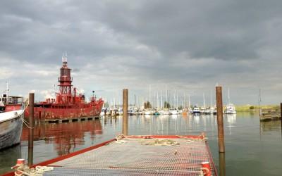 Across the Marina